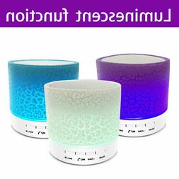Mini Wireless Bluetooth Speaker Portable Super Bass Perfect