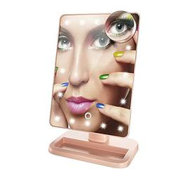 Briday Pro LED Makeup Mirror with Wireless Bluetooth Audio S