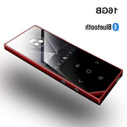 MP3 Player with Bluetooth 4.0 Lonve 16GB Portable Lossless S