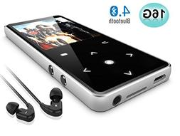 16G MP3 Player with Bluetooth,Valoin Bluetooth 4.0 Lossless