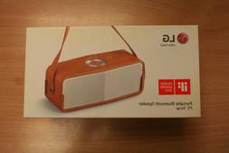 LG Music Flow P5 Strap Portable Bluetooth Speaker Classic St