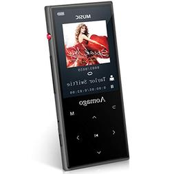 Aomago Music MP3 Player Bluetooth with Speaker - 2 in 1 Musi