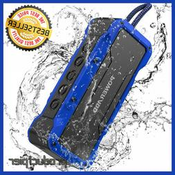 POWERADD MusicFly II Bluetooth Speakers, 36W Portable Wirele