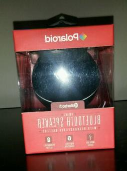 New Polaroid  Bluetooth Speaker with Rechargeable Battery, P