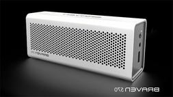 New BRAVEN HD WIRELESS SPEAKER BLUETOOTH PORTABLE CHARGER Wh