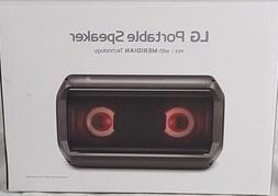 NEW Mint LG PK5 Portable Bluetooth Speaker w/ Meridian Techn