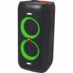 JBL Party Box 100 Bluetooth Speaker with RGB LED Lights, 12