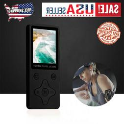 New Slim Bluetooth MP3 MP4 Player Lossless Music Player HIFI