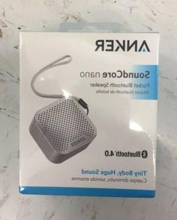 new soundcore nano pocket bluetooth 4 0