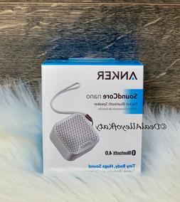 NEW Anker SoundCore Nano Pocket Bluetooth 4.0 Speaker Tiny B