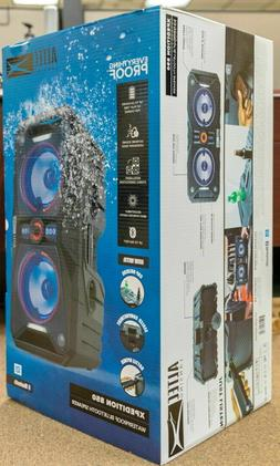 NEW Altec Lansing Xpedition 850 Portable, Waterproof, Floati