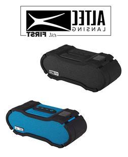 Altec Lansing Omni Jacket NFC Waterproof Bluetooth Speaker I