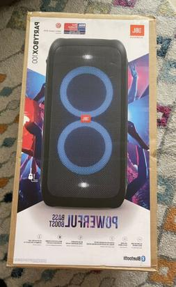 JBL Party Box 100 Portable Bluetooth Speaker - BRAND NEW Fac