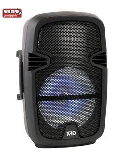 Party Speaker 4400W Peak Bluetooth DJ Equipment Sound System