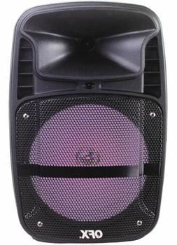 QFX PBX-61108 Large 460W Portable Bluetooth Speaker USB SD w