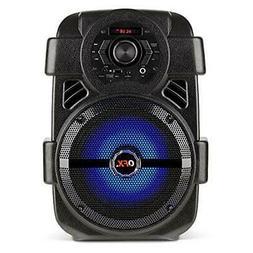 "QFX PBX-8 Rechargeable 8"" Party Speaker"