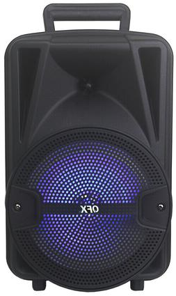 QFX PBX-89 Rechargeable Party Speaker +TWS Bluetooth +USB/SD