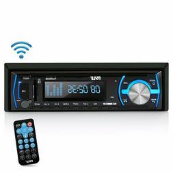 Pyle PLMRB29B Bluetooth MP3/USB/Aux/SD Card Stereo Radio Rec