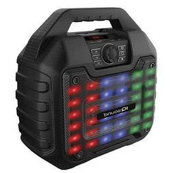 SuperSonic Portable Bluetooth Audio System with LED Display