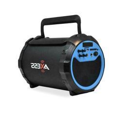 AXESS  Portable Bluetooth Indoor/Outdoor 2.1 Hi-Fi Loud Spea