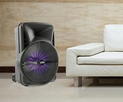 Portable Bluetooth Party Speaker Loud Wireless LED Multi Lig