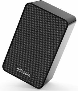 Portable Bluetooth Speaker, Black