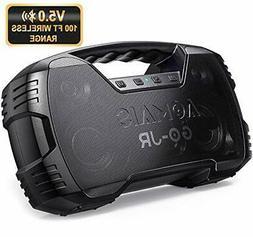 Aomais Portable Bluetooth Speaker V5.0 Waterproof Wireless P