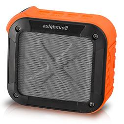 NEEGO Outdoor Portable Bluetooth Speaker Waterproof with SD