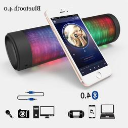 Portable Bluetooth Speaker Wireless Hi-Fi Stereo Sound Outdo