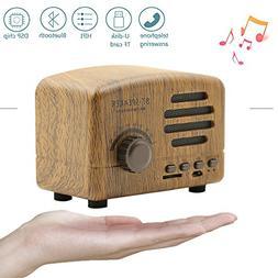 Portable Bluetooth Stereo Speaker,Langxian Enhanced Bass Ret
