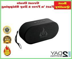 Portable Bluetooth Wireless Speaker 5-Watts Outdoor Speakers