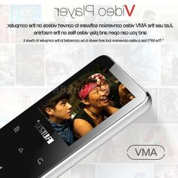 RUIZU Portable LCD Digital Mini Mp3/MP4 Music Player 8G FM S
