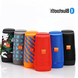Portable Mini USB Bluetooth Speaker wireless Cloth Fabric Mu