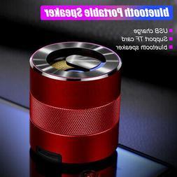 Portable Mini Wireless Bluetooth Speaker & TF Card Slot USB