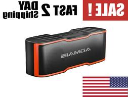 AOMAIS Portable Sport II Wireless Bluetooth Speakers 4.0 Wat