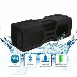 Portable Wireless Bluetooth 4.2 Speaker NFC Subwoofer Waterp