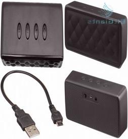 AmazonBasics Portable Wireless Bluetooth Speaker - Black, Bl