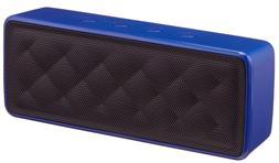 AmazonBasics Portable Wireless Bluetooth Speaker, Blue