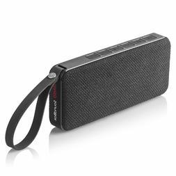 Portable Wireless Bluetooth Speaker Water Resistant Pocket-S
