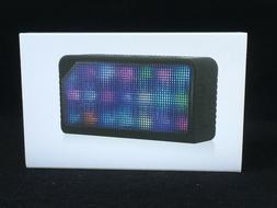 URPOWER portable wireless Bluetooth speaker with flashing li