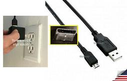 Power Cord Charging Cable+ Wall Plug to Bose SoundLink Revol