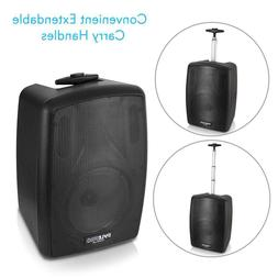 Pyle PPHP8MBA Bluetooth Portable PA Speaker System - Compact