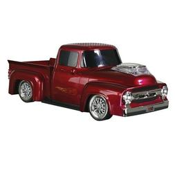 QFX BT-1956RED Ford On the Go Light and Sound Bluetooth Spea