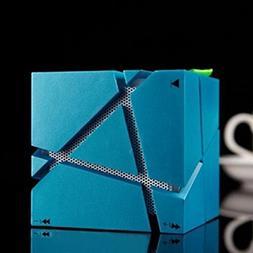Qone Cube Subwoofer Creative Card 3C Portable Wireless Bluet
