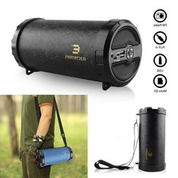 Rechargeable Bluetooth Speaker Dual-Drive Portable Wireless