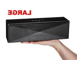 🔥 AmazonBasics LARGE Portable Wireless Rechargeable Bluet