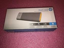 HP Roar Wireless Travel Speaker Bluetooth and battery phone