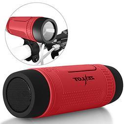 ZEALOT S1 Portable Waterproof Wireless Bluetooth Speaker wit