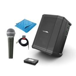 Bose S1 Pro Bluetooth Speaker System w/Battery, PDMIC58 Micr
