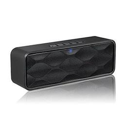 ZoeeTree S1 Wireless Bluetooth Speaker, Outdoor Portable Ste